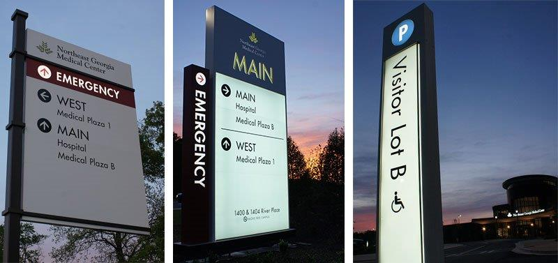 Image result for Wayfinding Signs